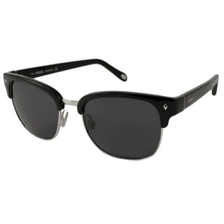 Fossil Men's FOS 2003 P Polarized/ Rectangular Sunglasses