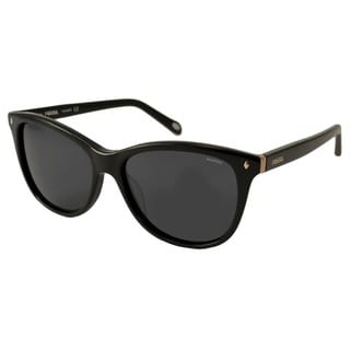 Fossil Women's FOS 1001 P Polarized/ Rectangular Sunglasses