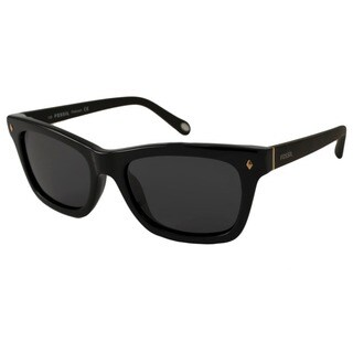 Fossil Women's FOS 2007 P Polarized/ Rectangular Sunglasses