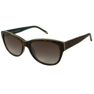 Fossil Women's Mara Rectangular Sunglasses