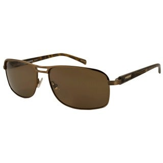 Fossil Men's Mario Polarized/ Aviator Sunglasses