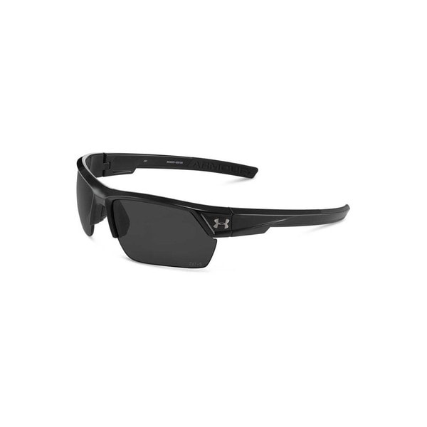 Under Armour Igniter 2.0 Storm Shiny Black Performance Sunglasses