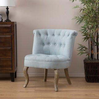 Christopher Knight Home Bordeaux Tufted Fabric Chair