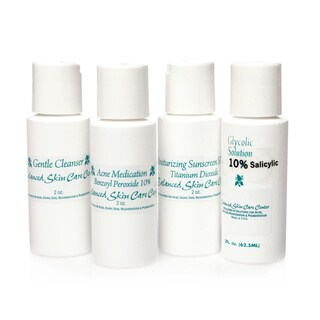 Acne: Dry Skin Acne Care Kit