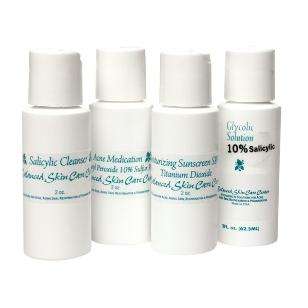 Acne: Combination Skin Acne Kit