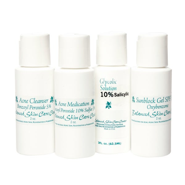 Acne: Oily Skin Acne Kit
