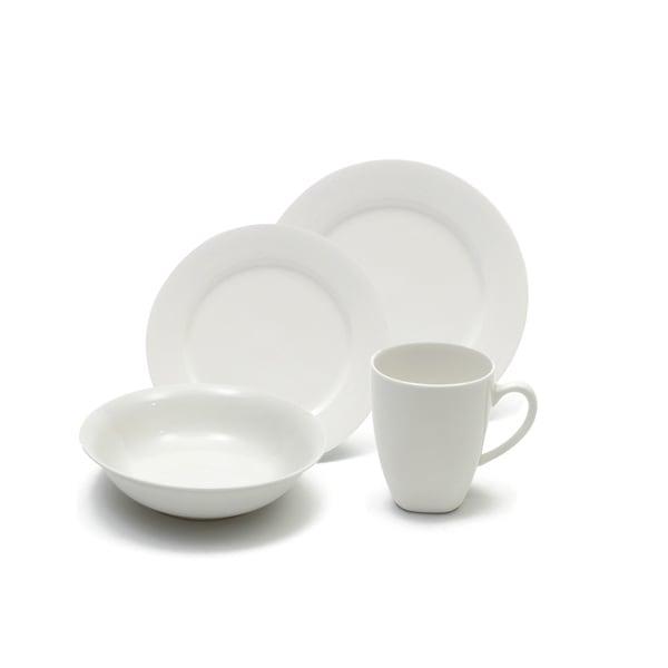 Maxwell and Williams White Basics Soho 16-piece Dinner Set