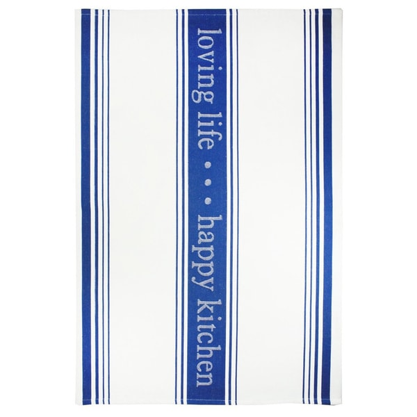 MUkitchen Lagoon Jacquard Cotton Towel