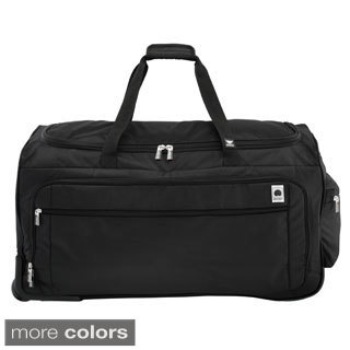 Delsey Helium Sky 28-inch Rolling Upright Duffel Bag