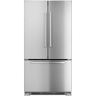 Bosch Stainless Steel 21.8 cu. ft. Counter-depth French Door Refrigerator