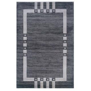 Linon Bordered Area Rug