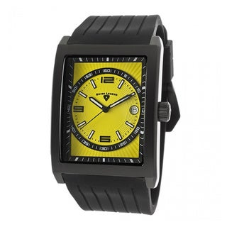 Swiss Legend Men's Limousine SL-40012-BB-07 Yellow Watch