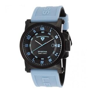 Swiss Legend Men's Sportiva SL-40030-BB-01-BBLAS Blue Watch