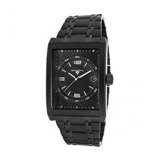 Swiss Legend Men's Limousine SL-40012-BB-11 Black Watch