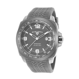 Swiss Legend Men's Sprinter SL-21045-GM-014 Grey Watch
