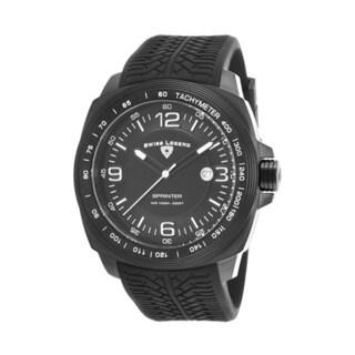 Swiss Legend Men's Sprinter SL-21045-BB-01 Black Watch