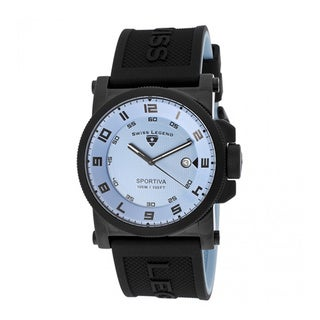 Swiss Legend Men's Sportiva SL-40030-BB-012 Blue Watch