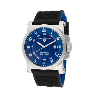 Swiss Legend Men's Sportiva SL-40030-03 Blue Watch