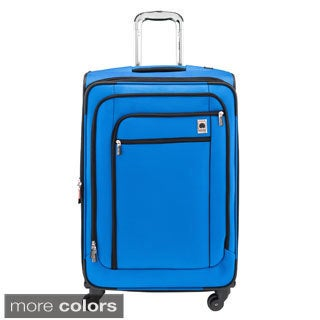 Delsey Helium Sky 25-inch Medium Expandable Spinner Upright Suitcase