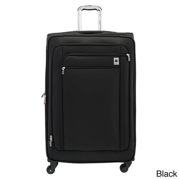 Delsey Helium Sky 29-inch Large Expandable Spinner Suiter Upright Suitcase