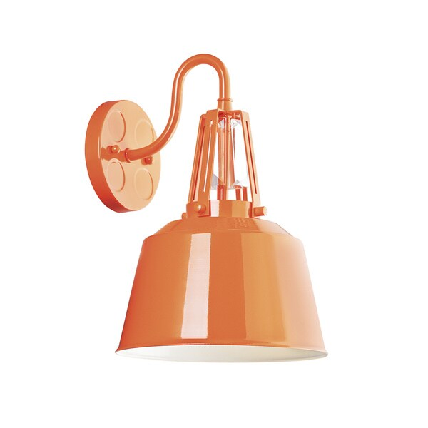 Freemont Single-light Orange Wall Bracket