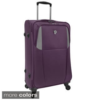 Traveler's Choice Forza 27-inch Medium Ultra Lightweight Spinner Suitcase