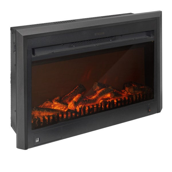 CorLiving FPE-105-F Electric Fireplace Insert