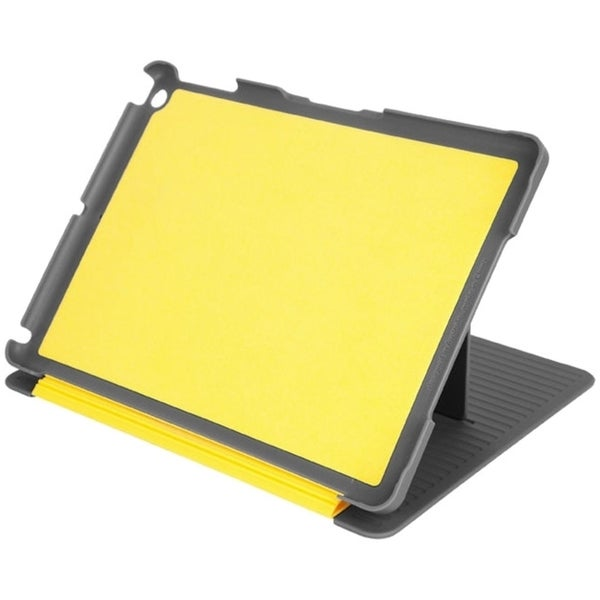 "STM Bags grip 2 Carrying Case (Folio) for 7"" iPad mini - Yellow"