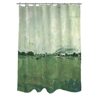 Thumbprintz Vista Impression II Shower Curtain