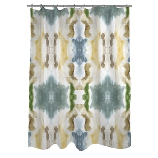 Thumbprintz Buoyancy II Shower Curtain