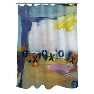 Thumbprintz Besame Mucho II Shower Curtain