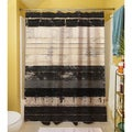 Thumbprintz Zephyr II Shower Curtain