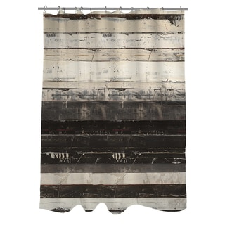 Thumbprintz Zephyr I Shower Curtain