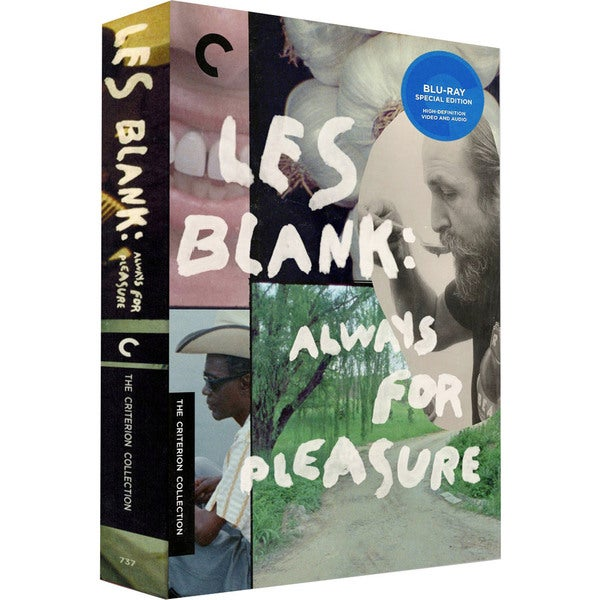 Les Blank: Always For Pleasure Box Set (Blu-ray Disc) 13813310