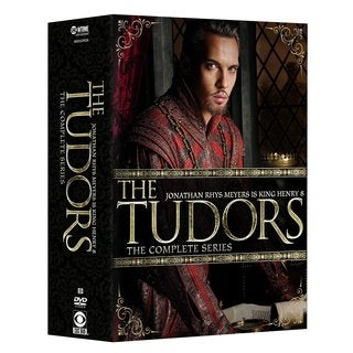 The Tudors: The Complete Series (DVD)
