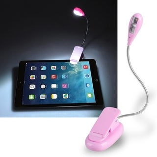 INSTEN Book/ Tablet/ iPad Reading Flexible LED Light with Clip