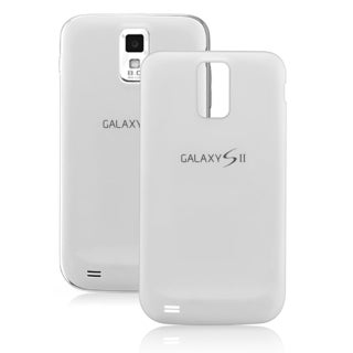 Samsung White Galaxy S2 II T989 OEM Original Standard Battery Door (A)