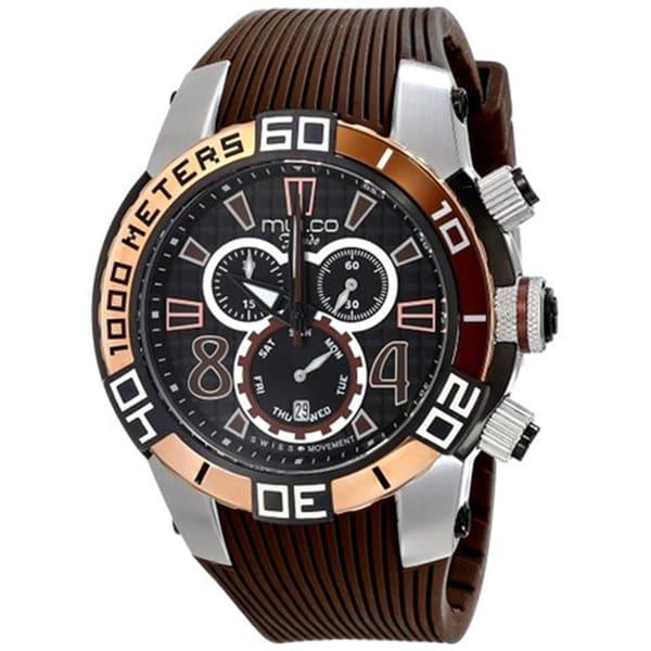 Mulco Men's 'Fondo' Stainless steel Watch