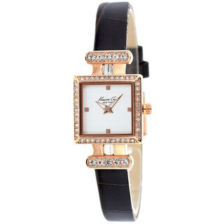 Kenneth Cole Women's KC2826 Classic Square Dial Watch