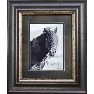 Wild Stallion II by Claude Steelman