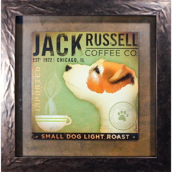 Jack Russell Coffee Co. by Stephen Fowler