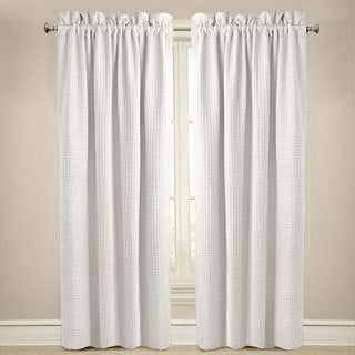 Grand Luxe Payton Rod Pocket Curtain Panel