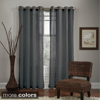 Veratex Allegra Grommet Top Curtain Panel