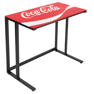 LumiSource Coca-Cola Kappa Office Desk