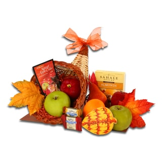 Large Fall Festival Gift Basket