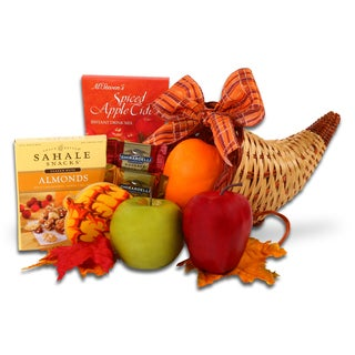 Fall Fresh Fruits Gift Basket