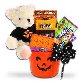 Beary Happy Halloween Gift Basket
