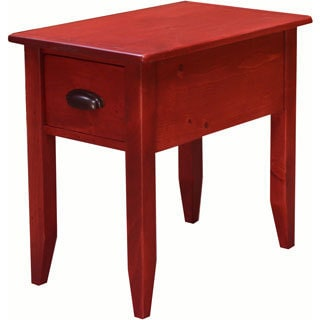 Jefferson Side Table Rouge