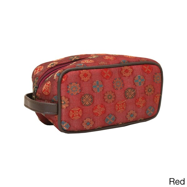 Brocade Cosmetic Bag (India)
