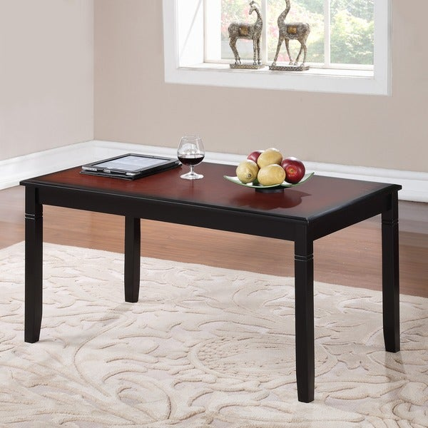 Linon 20 x 36 Camden Coffee Table